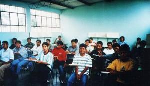 Schüler des San Juan Bosco